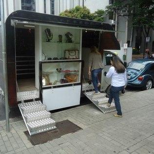 Como transformar uma kombi em food truck